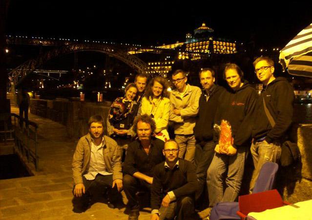 Good time in Porto