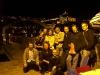 Porto by night: Gina, Martin, Maggie, Burkhard, Bernhard, Christof, Thieke, Kai, Steve and Derek.