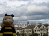 USA-Tour 2009: Our tour manager Bertie Bee