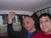 USA-Tour 2009: On our ride to Portland with Louis de Funes and his mother